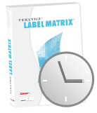 Label software subscription