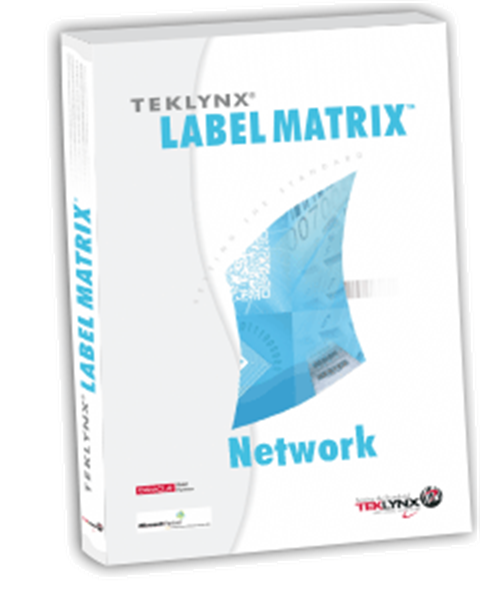 Picture of LABEL MATRIX 2019 Network 5 users 1 year